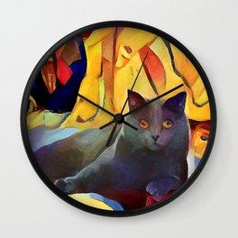 I See Just Fine Wall Clock