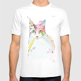 Cat / March T-shirt