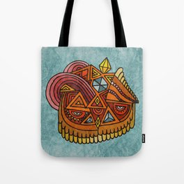 The Crystal Owl Tote Bag