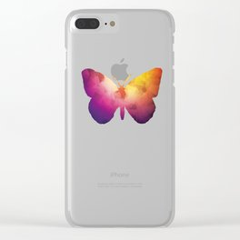Butterly Clear iPhone Case