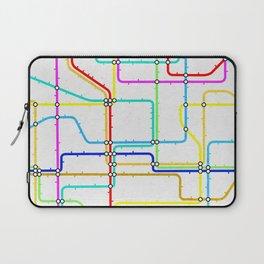 London Tube Underground Laptop Sleeve