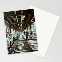 Under the L NYC Stationery Cards
