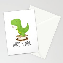 Dino-S'more Stationery Cards