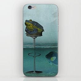 Toadstool Obviously iPhone Skin