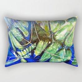 Caribbean island 2017 Rectangular Pillow