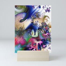 Sculpting the Abstract Mini Art Print