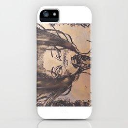 Golden desire iPhone Case