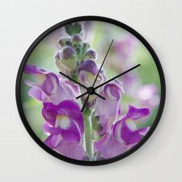 Casually Glorious Wall Clock