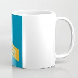 Do You Feel the Thunder? (Blue) Coffee Mug