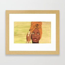 Baduizm Framed Art Print