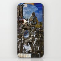 roman iPhone & iPod Skins featuring Roman Impression  by CAPTAINSILVA