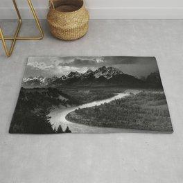 Ansel Adams - The Tetons and Snake River Rug