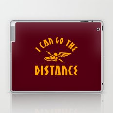I Can Go The Distance Laptop & iPad Skin