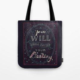 Destiny – Jane Eyre Tote Bag