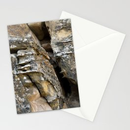 Where Ancients Walked Natural Earth Art Rock Texture Stationery Cards