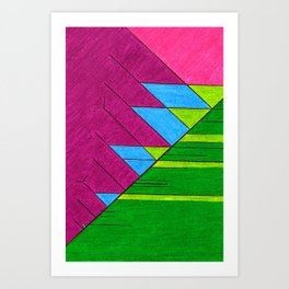 Clade2 Art Print