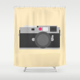 Leica Shower Curtain