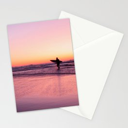 morro soul surfer Stationery Cards