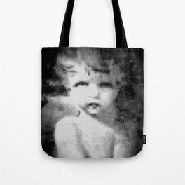 Angel Child Gothic Tote Bag