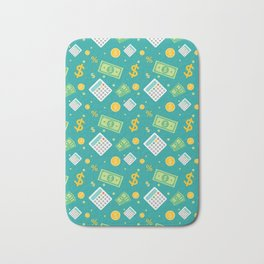 All Cash Everything Bath Mat