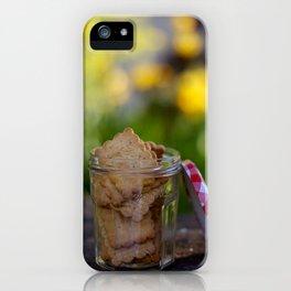 Sweet surprise iPhone Case