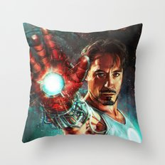 Light 'Em Up Throw Pillow