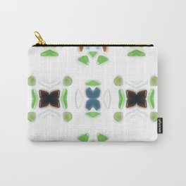 Sea Glass 6 Carry-All Pouch