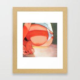 PEEK014 Framed Art Print