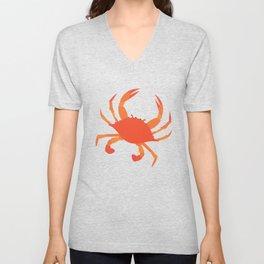 Lets Eat Some Crabs! Unisex V-Neck