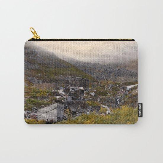 Independence Mine - Hatcher Pass, Alaska Carry-All Pouch