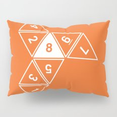 Unrolled D8 Pillow Sham
