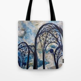 Seattle Science Center Arches Tote Bag
