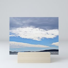 Beautiful day Mini Art Print
