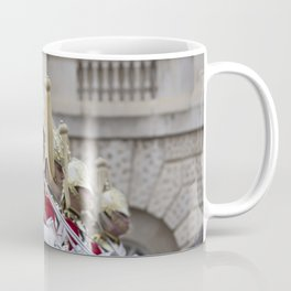 Household Cavalry Changing Of The Guard Coffee Mug