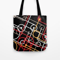 Unidentified Energy Tote Bag