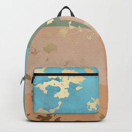 Gold rush Backpack