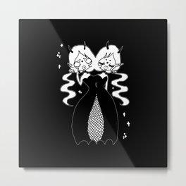 ▴ alien ▴ Metal Print