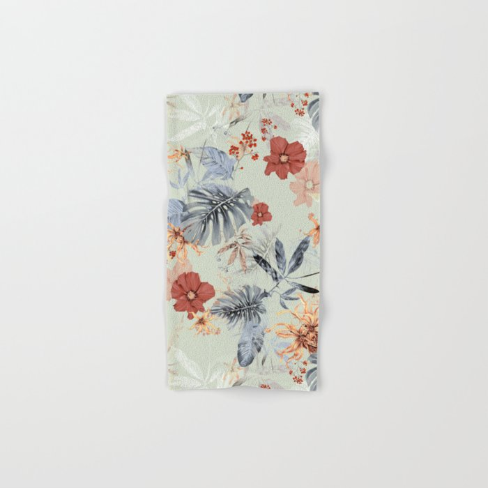 Tropical Daylight Hand & Bath Towel