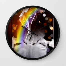 Soul Searching IV Discovery Wall Clock