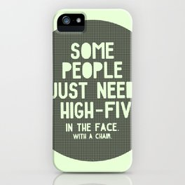 High-Five iPhone Case