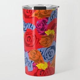 Rose Love Travel Mug