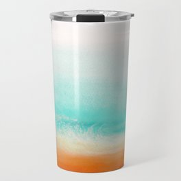 Waves and memories 02 Travel Mug