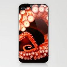 stuck on you iPhone & iPod Skin