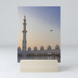 Sheikh Zayed Grand Mosque Mini Art Print