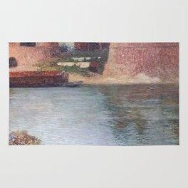 """Saint Peter Bridge"" by Henri-Jean Guillaume Martin Rug"