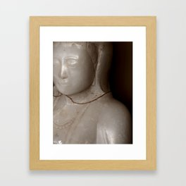 Avalokiteshvara Framed Art Print