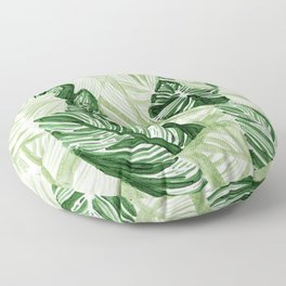 Assorted Leaves Floor Pillow