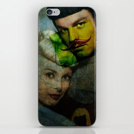 YOU ARE IN MY CLUTCHES  iPhone Skin