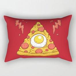 Pizzaminati Rectangular Pillow
