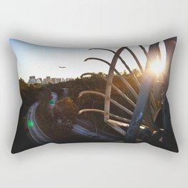 San Diego - Balboa Bridge  Rectangular Pillow